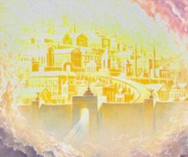 neues jerusalem himmel